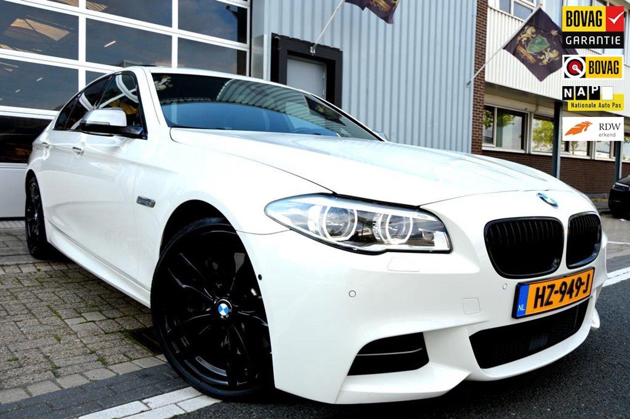 BMW 5-serie M550XDRIVE AUT 381PK