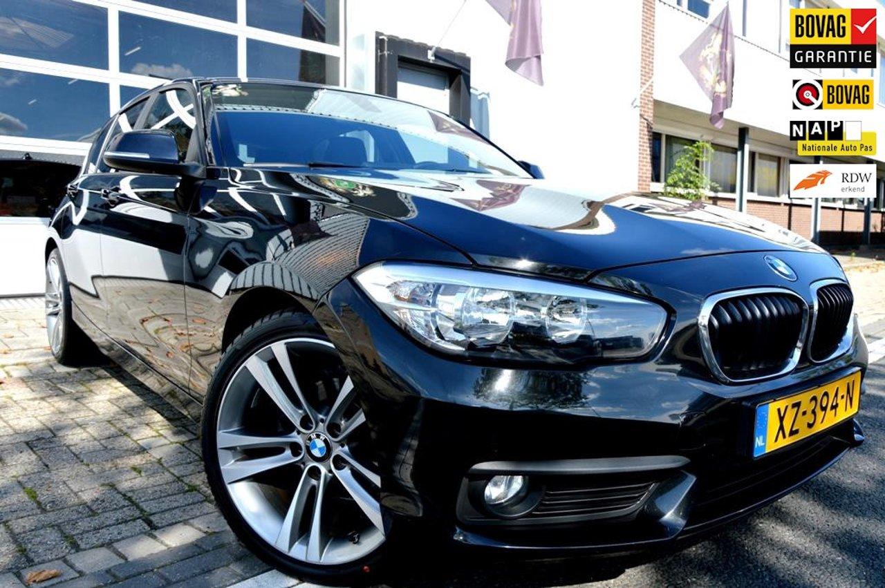 BMW 1-serie 116d EDE Sport Executive M-Sport 18 inch